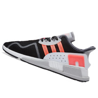 ADIDAS MENS Shoes EQT Cushion ADV - Black, Red & White - OW-AH2231