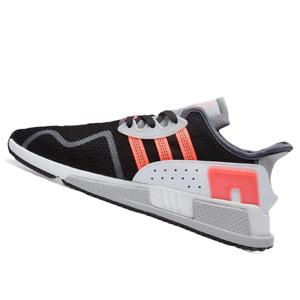 ADIDAS MENS Shoes EQT Cushion ADV - Black, Red & White - OW-AH2231