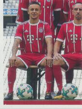 BAM1718 - Sticker 6 - Mannschaftsbild - Panini FC Bayern München 2017/18
