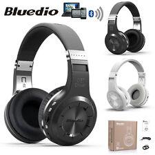 Bluedio Turbine Hurricane H+ Plus Bluetooth 4.1 Stereo Headphones Headset & Mic