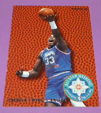 PATRICK EWING KNICKS ALL STARS WEEKEND FLEER 1994 NBA BASKETBALL CARD
