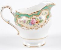 "VINTAGE PARAGON CHINA ""POMPADOUR"" CREAM PITCHER"