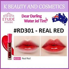 [Etude House] Dear Darling Water Gel Tint (#RD301 REAL RED) *NEW 2017* 4.5g