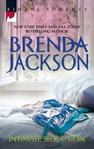 Intimate Seduction by Brenda Jackson