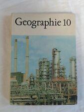 Geographie Klasse 10, Volk und Wissen, DDR Lehrbuch 1977, DDR-Propaganda