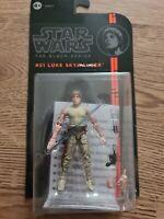 Star Wars Black Series Luke Skywalker (Degobah) Action Figure - #21