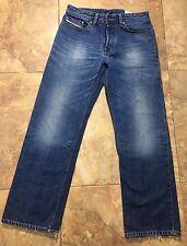 DIESEL KURREN Jeans Size 30 x 30 BUTTON FLY 00731