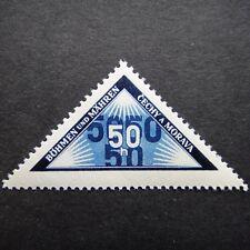 Germany Nazi 1939 1940 Stamp MINT Third Reich Bohemia & Moravia B&M Deutschland