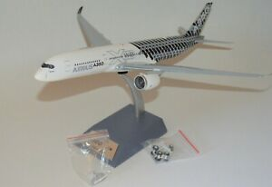 InFlight #35901119 Airbus A350-900 'Carbon Fibre' Test Livery NEW Discontinued