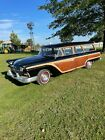 """1957 Ford Country Squire  1957 Ford Country Squire  Runs and drives  """"No Reserve"""""""