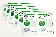 Optase TTO (Tea Tree Oil) Eye Lid Wipes - Preservative Free (x12)