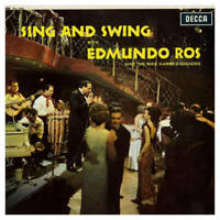 Edmundo Ros & His Orchestra And Mike Sammes Singers - Sing And Swing With Edmund