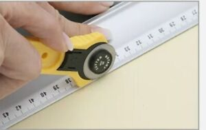 28mm Round Wheel Rotary Cutter Quilting Sewing Roller Fabric Cutting Craft Tools