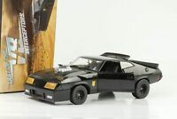 Ford Falcon 1973 XB V8 Interceptor Movie Film Mad Max schwarz 1:18 Greenlight