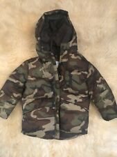 Zara Baby Boy Down Coat, Jacket, 4-5 years, NEW