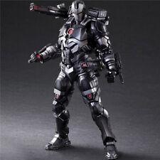 Marvel Iron Man Rhodes James War Machine SquareEnix VARIANT Play Arts Figure Toy