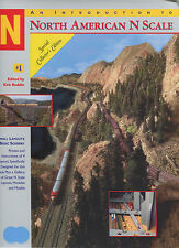 """""""An Introduction To North American N Scale"""" Book Special Edition 1999 New"""