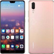 Teléfonos móviles libres rosas, 4 GB con 128 GB de almacenaje