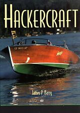 HACKERCRAFT BY JAMES P BARRY - HARDCOVER EDITION