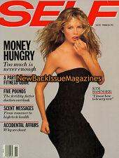 Self 11/88,Kim Basinger,November 1988,NEW