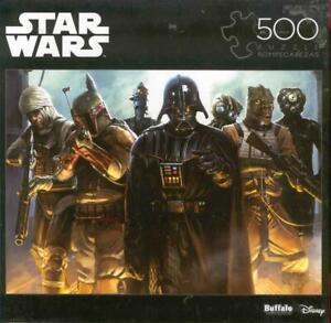 Disney Star Wars He's All Yours Bounty Hunter Jigsaw Puzzle NIB
