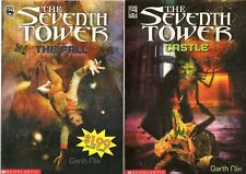 THE SEVENTH TOWER: THE FALL & CASTLE by Garth Nix