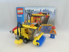 Lego Town City - 7242 Street Sweeper