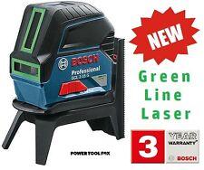 Bosch GCL2-15G Self LEVELING CrossLine GREEN LASER LINE 0601066J00 3165140869553