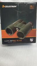 New in Box Celestron 8x42 Nature DX Binocular with Carrying Case, Neck Strap