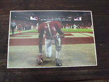 Alabama Football Player AMARI COOPER Kneeling Large 18 X 20 Photo Great Print