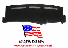 Cadillac Escalade EXT 2002-2006 Black Carpet Dash Board Cover Mat Pad CH77-5