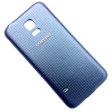 Original Samsung Galaxy S4 Mini G800 Trasera Batería Tapa Cubierta Trasera + Sello Negro Gra