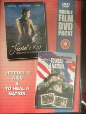 Jezebel's Kiss & To Heal A Nation Double Film DVD