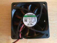 Sunon 60 x 60 x 15 mm 12V Power Supply Fan Quiet