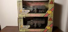 Ultimate Soldier  21st Century  Fov 3 ton standard truck  and Sdkfz 4 Half Truck