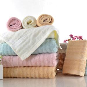 Hand Towels Face Towels Large Bath towel Pure Cotton 550 GSM Bamboo fiber Towel