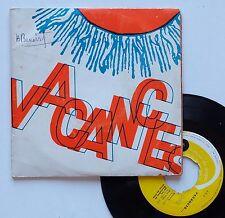 """Vinyle 45T Les Orchestres de Danse du Club  """"Vacances..."""""""
