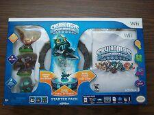 Skylanders: Spyro's Adventure Starter Pack w/ Additional Figures - Wii