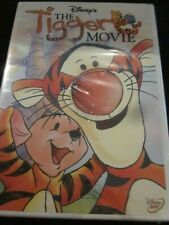 WDW DISNEY'S THE TIGGER MOVIE DVD BRAND NEW