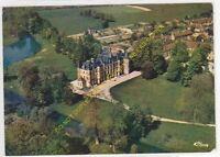 CP 28330 CHARBONNIERES vue aérienne Château de Cambrai Edit COMBIER