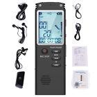 32G Voice Activated Mini Spy Digital Sound Audio Recorder Dictaphone MP3 Player