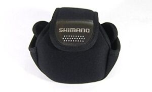 New Shimano reel case reel guard [for bait] PC-030L black S 725011 Japan