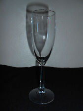 CRYSTAL ANGLED CUT STEMMED 6 OZ CHAMPAGNE GLASSES VERY NICE! FREE SHIPPING