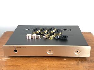 Gold amplifier chassis preamp case Power amp DIY cabinet box 430*60*300