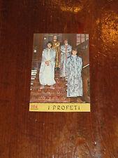 FIGURINA PANINI CANTANTI 1968 RECUPERATA N°194 I PROFETI