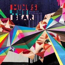 MINUS THE BEAR INFINITY OVERHEAD NEW VINYL