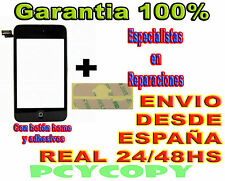 PANTALLA TACTIL PARA IPOD 2 GEN TOUCH 2G CRISTAL DIGITALIZADOR FRONTAL ADHESIVOS