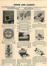 1956 ADVERT Sprinkler Sprinklin' Sambo Black Fan Westinghouse Kisco Electric