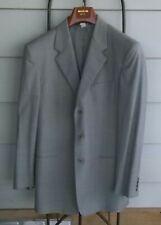 Gianni Versace Gray Suit Size 50 Pants