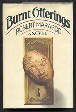 Burnt Offerings Robert Marasco 1973 High Grade Horror Bce Hardcover Hc Dj